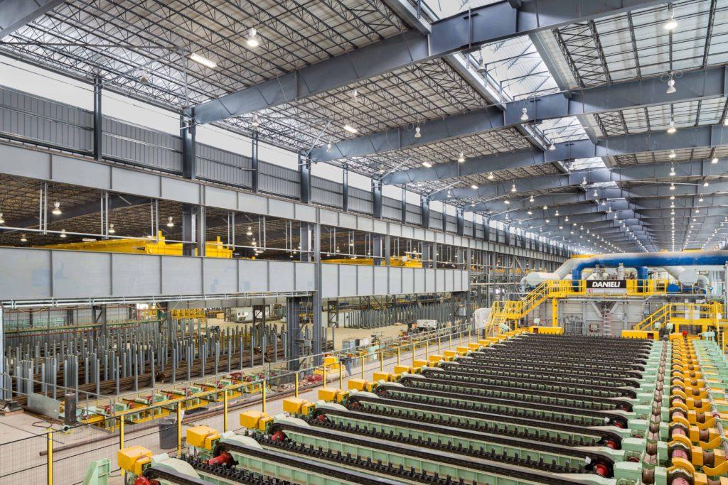 Benteler Steel Tube Manufacturing Facility In Shreveport