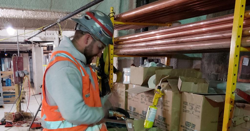 Walbridge apprentice identification program red tape