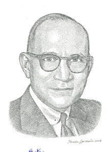 G.K. Chapman dies at the age of 66, 1964.
