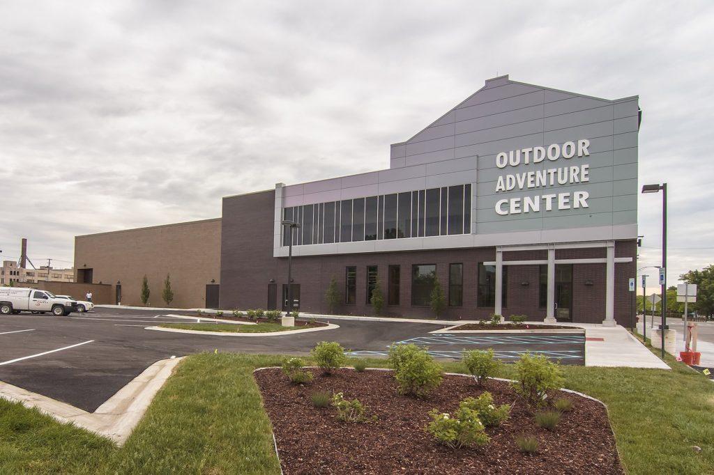 Construction Management For Dnr Oac In Detroit Mi Walbridge