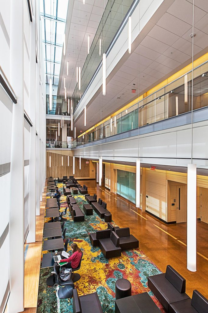 University Of Michigan Stephen M Ross School Business Renovation And Addition