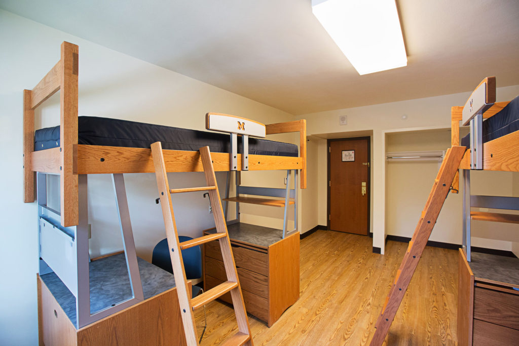 University Of Michigan East Quad Residence Hall Part 7
