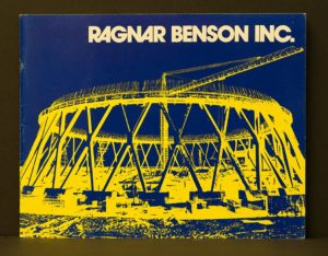 Ragnar Benson acquired in Pittsburgh, PA, 2006.