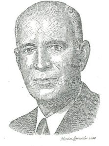 Roy Pickett appointed president of WA, 1943.